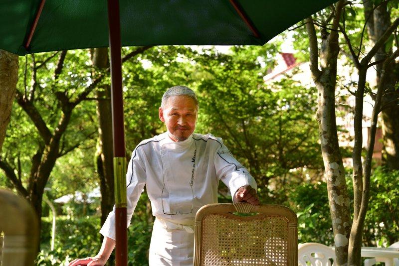 5月20日(土)「緑の美食会」のご案内