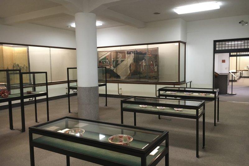 展示室(イメージ)