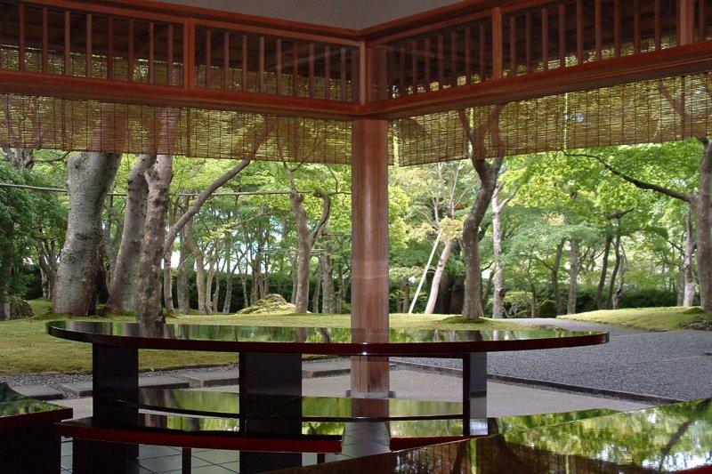 箱根美術館真和亭
