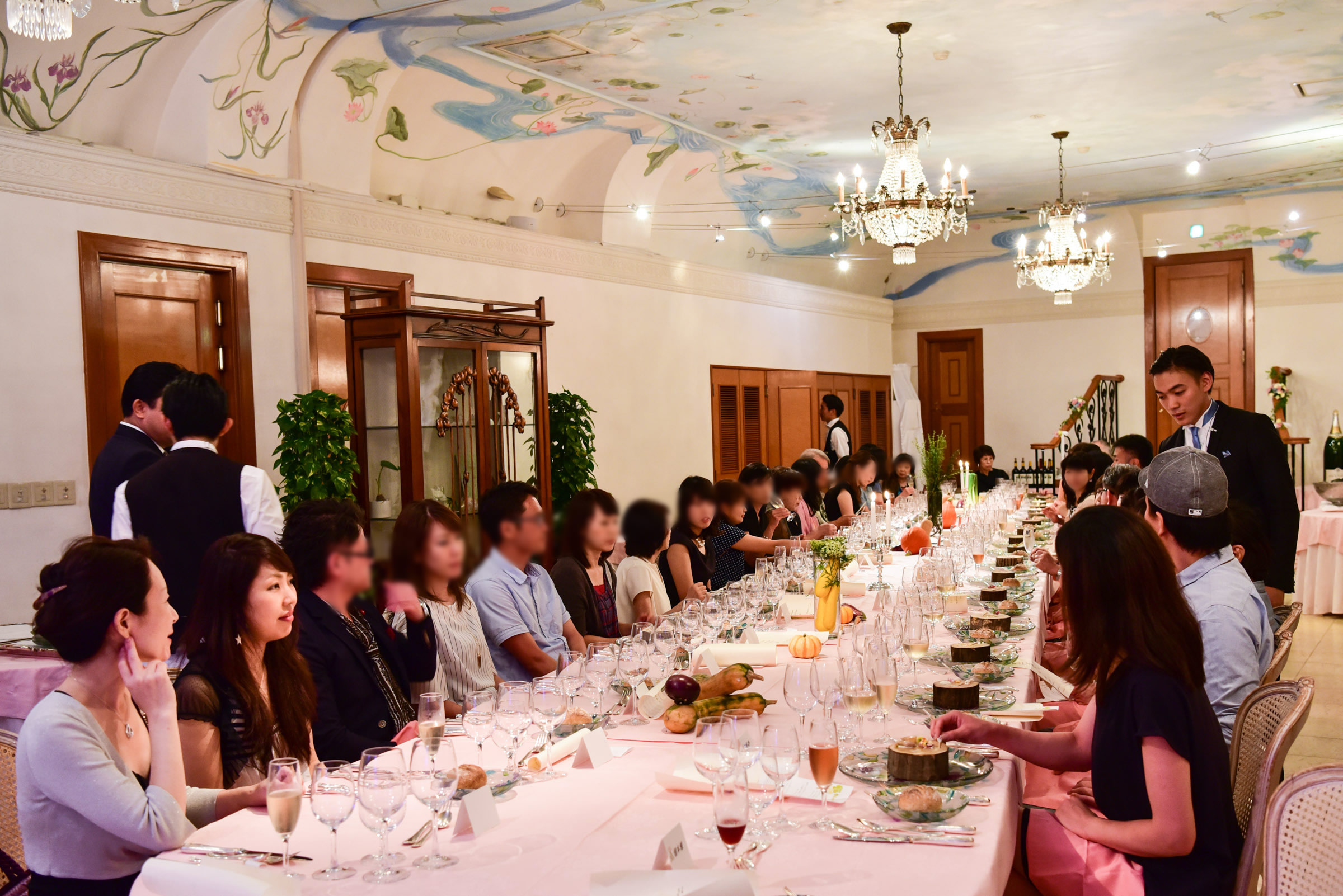 8月『夕涼み美食パーティー』レポート