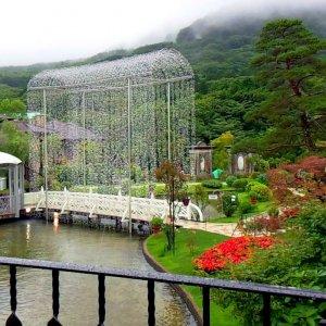 秋の箱根美術館情報